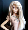 Barbie OOAK (MonikafashiondollsFR) Tags: barbie collector andy warhol campbells soup silver label 2016 doll