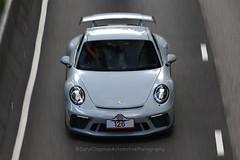 Porsche, 991 GT3, Wan Chai, Hong Kong (Daryl Chapman Photography) Tags: t12631 porsche german 911 991 gt3 hongkong china sar wanchai pan panning car cars carspotting carphotography auto autos automobile automobiles