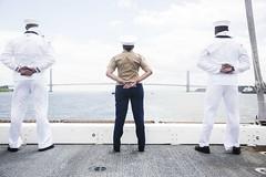 180523-N-OS569-094 (FleetWeekNewYork) Tags: nyfw navy newyorkfleetweek marine marines sailors ship ussarlington lpd24 lpd underway uso newyork ny
