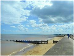 The Holderness Coast .. (** Janets Photos **) Tags: uk holdernesscoast hornsea promenades eastyorkshire seaside