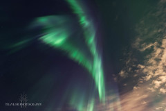 V (Traylor Photography) Tags: alaska auroraborealis northernlights overhead anchorage corona citylights v unitedstates us