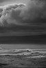 Breathing underwater (.KiLTRo.) Tags: pichilemu viregión chile cl kiltro mar sea montaña mountain cielo sky océano ocean paisaje landscape seascape agua water playa beach arena sand bahía bay coast costa shoreline clouds nubes