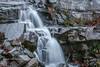 Rocky Falls (tclaud2002) Tags: water waterfall falls rocks stream mountain mountainstream rural country northcarolina andrews usa nature mothernature