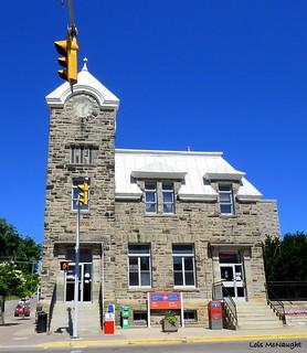 Historic Fergus Post Office