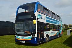 15338 YN67YLL (PD3.) Tags: 15338 yn67yll yn67 yll adl enviro 400 mmc stagecoach south east scania bus buses coach coaches festival kent showground maidstone delting