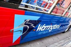 Warrington's Own Buses YX18KTT (Mike McNiven) Tags: warringtonsownbuses warrington networkwarrington interchange alexanderdennis enviro200 enviro200mmc