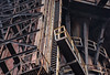 Steel Structures, Walkways, and Coal Conveyer - Bethlehem Steel Plant (JohnColeUSA) Tags: bethlehemsteelplant bethlehemsteelmill bethlehempa usa abandoned bethlehemironworks bethlehemsteelworks decayed deteriorating discolored geometric industrial metal rust stained steelmill steelprocessing texture urban lehighvalley lehighcounty angles girders walkway