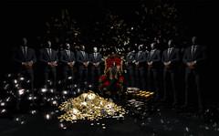 Money is everything (Kagemaru McMahon) Tags: mensdept katat0nik anc bamse fakeicon money yamada silveryk