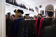 2018_0502_Senior Assembly_MS_1305 (AmherstCollege) Tags: faculty professor commencement graduation graduates seniors amherst2018 classof2018 awards seniorassembly johnsonchapel
