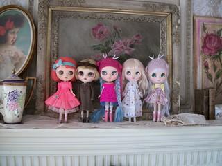 A Few Of My Girls....