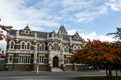 Dunedin Train Station (mirsasha) Tags: newzealand 2018 april dunedin otago nz