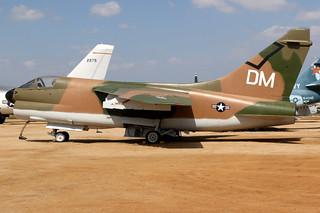 United States Air Force | LTV A-7D Corsair II | 69-6188 | March Field Air Museum