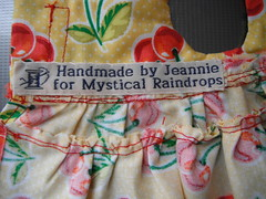 DSCF2181 (Jeannie Colleen) Tags: handmadedollclothes handmadegifts american girl doll clothes mysticalraindrops etsy 18 inch