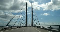 Il ponte di Øresund, fra Danimarca e Svezia (Valerio_D) Tags: øresund öresund öresundbridge øresundbridge danmark sverige danimarca svezia 2017estate øresundsbroen öresundsbron denmark sweden 1001nights 1001nightsmagiccity