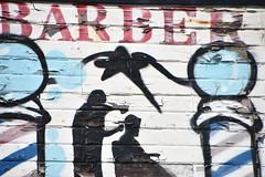 May 15: Barber Mural