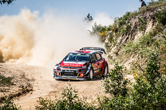 WRC RALLY PORTUGAL 2018 (Raymar Photo) Tags: wrc rally portugal citoren c3 velocidad mundial caminha sony a6300 car motor motorsport wrcportugal rallycars citroenc3wrc rallylive speed rallydeportugal racing race