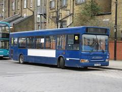 Nu-Venture 544 (TheTransitCamera) Tags: nuventure plaxton pointer2 chatham medway travel trip transport transportation england unitedkingdom gx54dwk