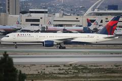 N6713Y (dbind747438) Tags: delta boeing 757200 n6713y los angeles airport
