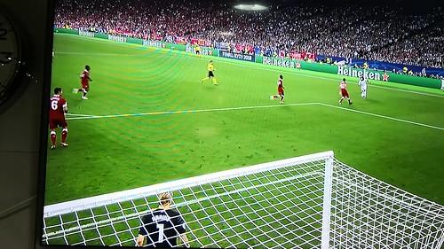 El golazo de chilena de Bale en la final de La Champions Leage 2018