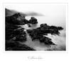 Big Sur Coast (SECarles) Tags: longexposure grayscale blackandwhite bnw monochrome pacificcoasthighway hwy1 pch ocean centralcoast california coast bigsur bigsurcoast