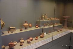DSC_0191 (georgedimitriadis303) Tags: athens greece nationalarchaeologicalmuseum patision street vases pottery