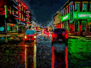 the rain symphony