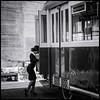 anni 50' 0907 (kingeston) Tags: kingeston ernesto fiorentino d750 nikon set anni 50 viaggiare travel viaggio tram roma atac modella models 50th bn bw bianco nero black white blanc noir bianconero blackwhite noiretblanc