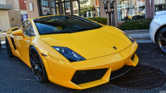 Lamborghini Gallardo (Chad Horwedel) Tags: lamborghinigallardo lamborghini lambo gallardo sportscar yellow supercarsaturday promenademall bolingbrook illinois