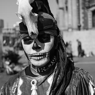 El Dia de la Muerte - Day of the Dead