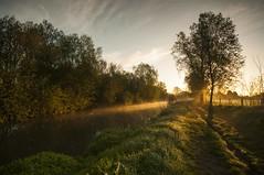 Essex Baddow. (daveknight1946) Tags: essex papermilllock riverchelmer sunrise river greatphotographers