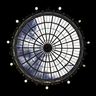Devonshire Dome roof window