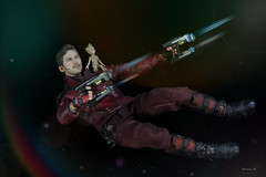 Star-Lord (Anna_Mai) Tags: starlord peterquill guardiansofthegalaxy hottoys actionfigures onesixthscale avengers marvel mcu