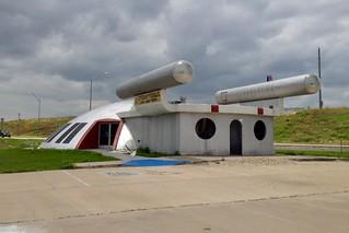 Starship Pegasus, Italy, Texas
