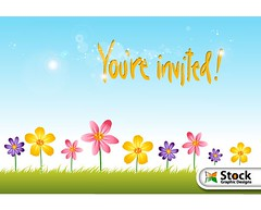 Flower Invitation Background Vector Free (stockgraphicdesigns) Tags: background card celebration ceremony colorful decoration decorative engagement floral flowers grass green greeting invitation marriage matrimony nature ornaments romance template wedding weddingdesigns weddinginvitations