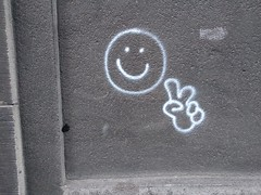 2018-05-12 20.36.47 (albyantoniazzi) Tags: gdansk danzig danzica poland eu europe city travel voyage graffiti ok smile