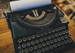 Vintage Imperial Typewriter (Sajivrochergurung) Tags: