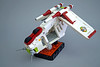 Gunship (Rogue Bantha) Tags: lego starwars gunship republic laati apering t