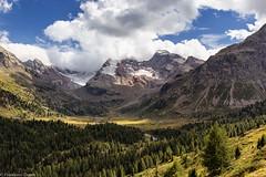 Paesaggio d'alta montagna (cesco.pb) Tags: valviola pizzodosdè alpedosdè alps alpi lombardia lombardy canon canoneos60d tamronsp1750mmf28xrdiiivcld italia italy montagna mountains