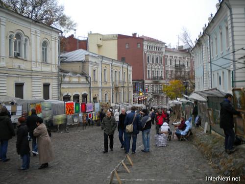 Київ Андріївський узвіз InterNetri Ukraine 105