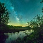 Milky Way in Southwest Michigan thumbnail