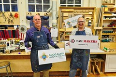 Creating the Art Float - Tam Makers - May 2018 - Photo - 35