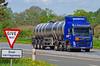 VOLVO FM - McPHERSON Aberlour (scotrailm 63A) Tags: lorries trucks tankers mcpherson