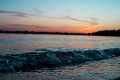 IMG_0420 (Alex Wilson Photography) Tags: sun sunset waves wavy ocean lake zurich illinois cool fun cold warm summer sunny happy