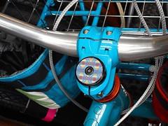 Colours & patterns. #mtb #fatbike #surlybikes #surlytroll #huntercycles #chrisking #custompaint #hutte8to8 #bikelife #bikeporn #cycling #Osaka #Japan (kinkicycle.com) Tags: ifttt instagram