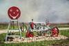 The Farmall Farmer (David DeCamp) Tags: farm rural whimsy nikond200