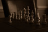 Checkmate 👑 #chess #checkmate #warm #light #dark #sepia #tone #sepiatone #king #rook (timiadubi) Tags: chess checkmate warm light dark sepia tone sepiatone king rook