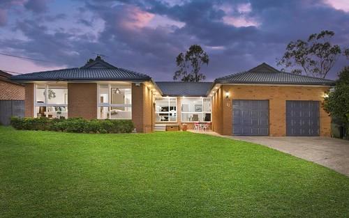 11 Doyle Pl, Baulkham Hills NSW 2153