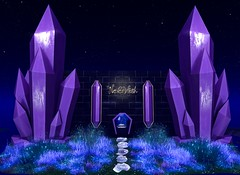 NeverWish 2018 (NeverWish) Tags: neverwish fantasy goth celestial building second life nw
