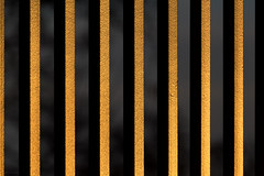 Ex Railings (josullivan.59) Tags: 2018 april artistic canada canon6d exhibitionplace ontario abstract architecture black detail downtown evening gate geometric goldenhour iron light lightanddark minimalism nicelight orange outdoor outside wallpaper 3exp texture toronto tamron150600 telephoto pattern sunsetlight sunset day historical clear