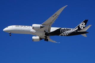 ZK-NZH Air New Zealand Boeing B787-9 Dreamliner